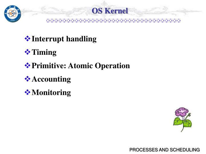 OS Kernel