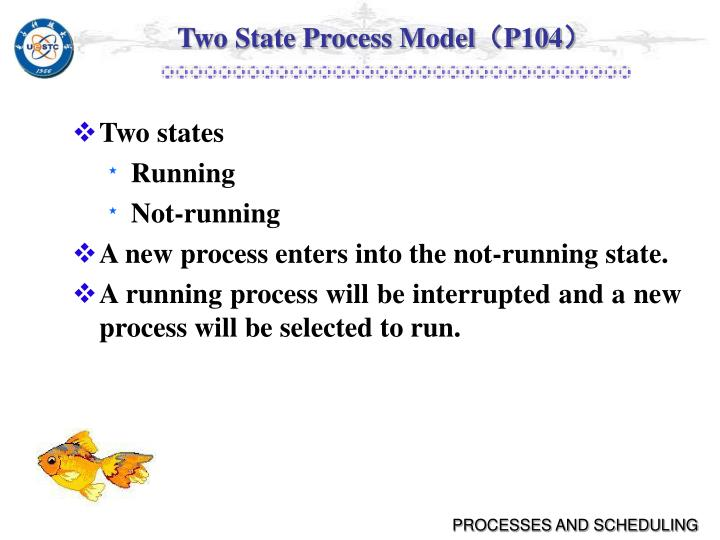 Two State Process Model