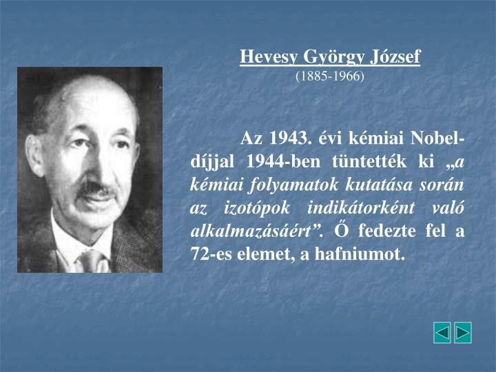 Hevesy György József