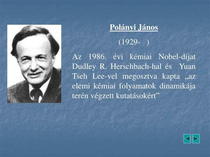 Polányi János