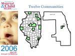 twelve communities