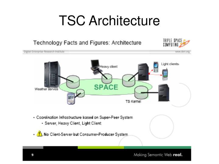 TSC Architecture