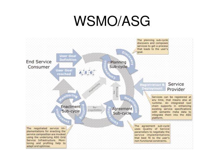 WSMO/ASG