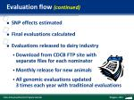 evaluation flow continued2
