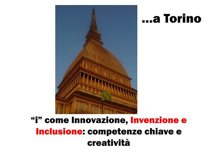 …a Torino