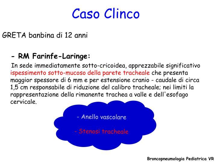 Caso Clinco