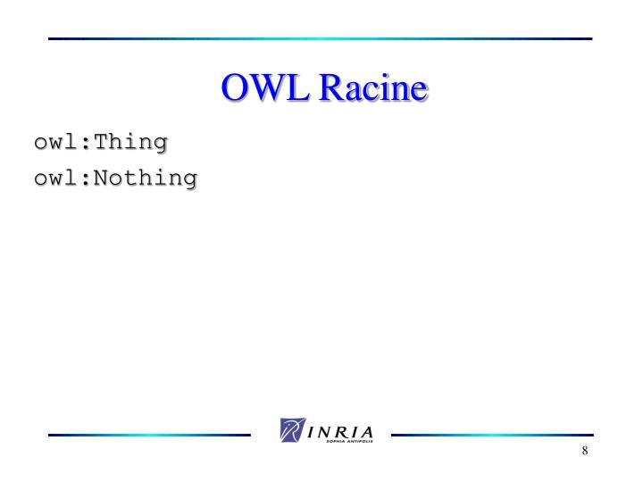 OWL Racine