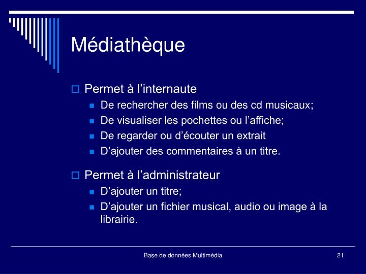 Médiathèque