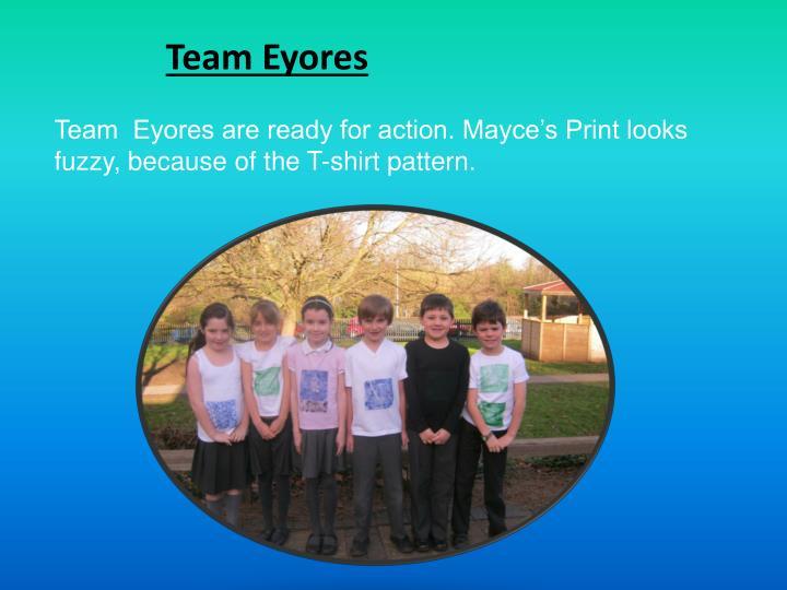 Team Eyores