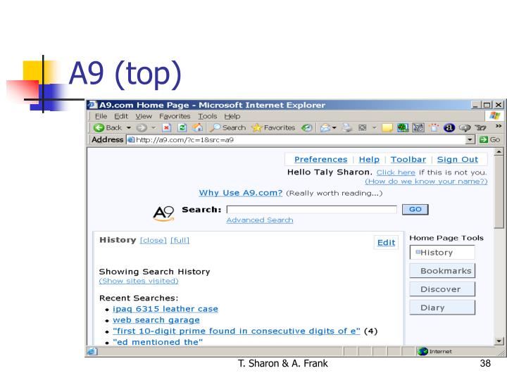 A9 (top)