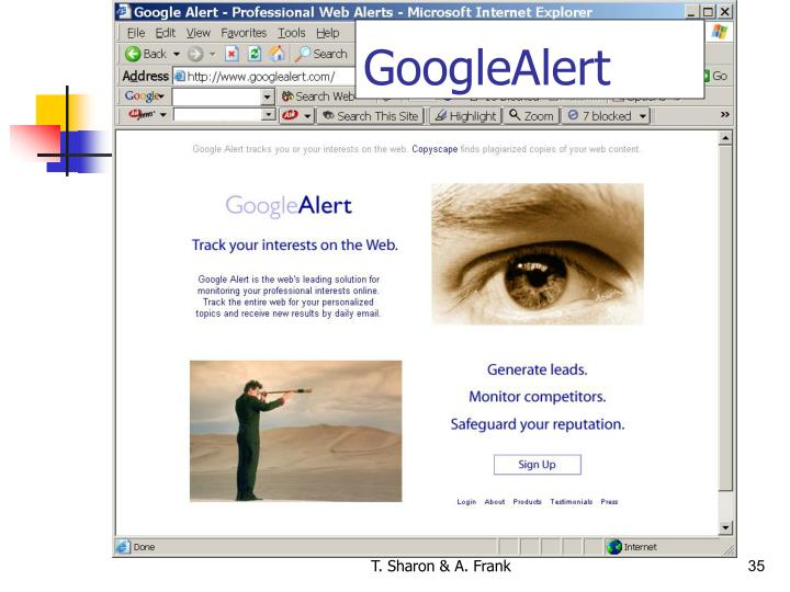 GoogleAlert