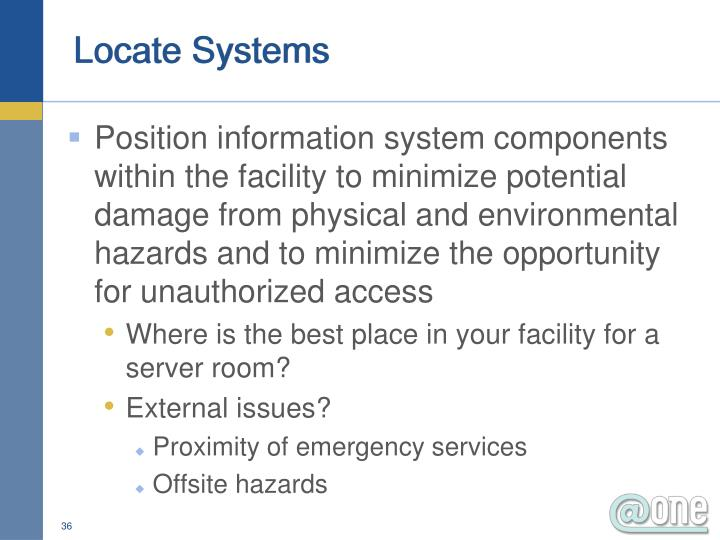 Locate Systems