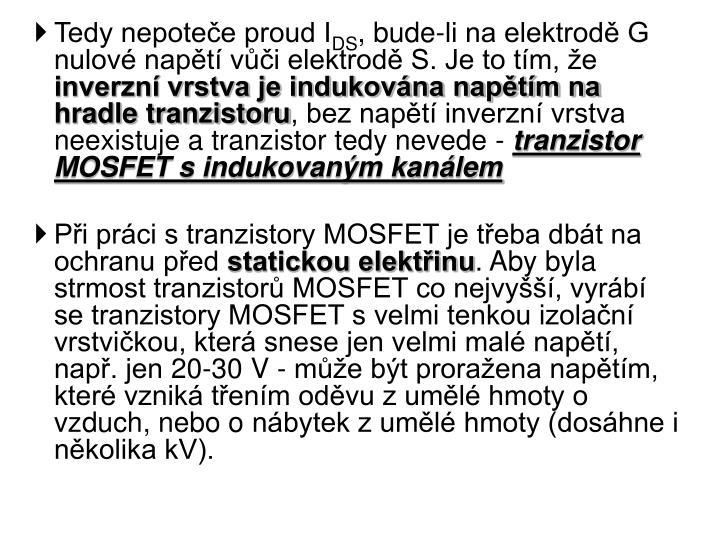 Tedy nepotee proud I
