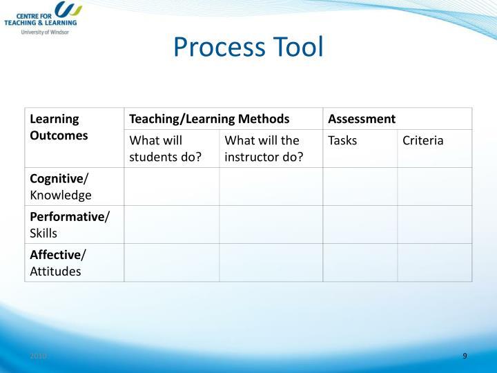 Process Tool
