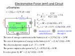 electromotive force emf and circuit6
