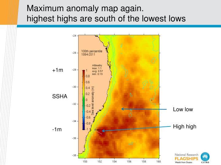 Maximum anomaly map again.