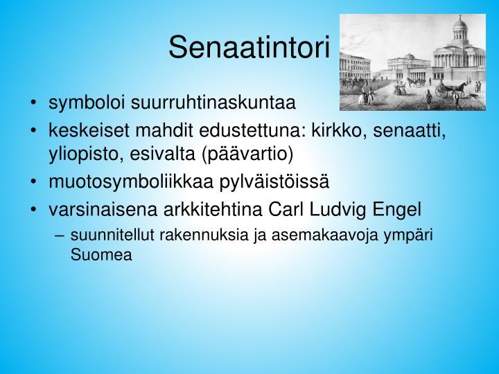 Senaatintori