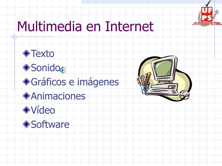 Multimedia en Internet
