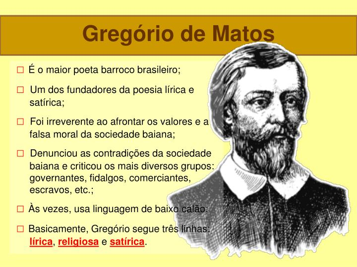 Gregório de Matos