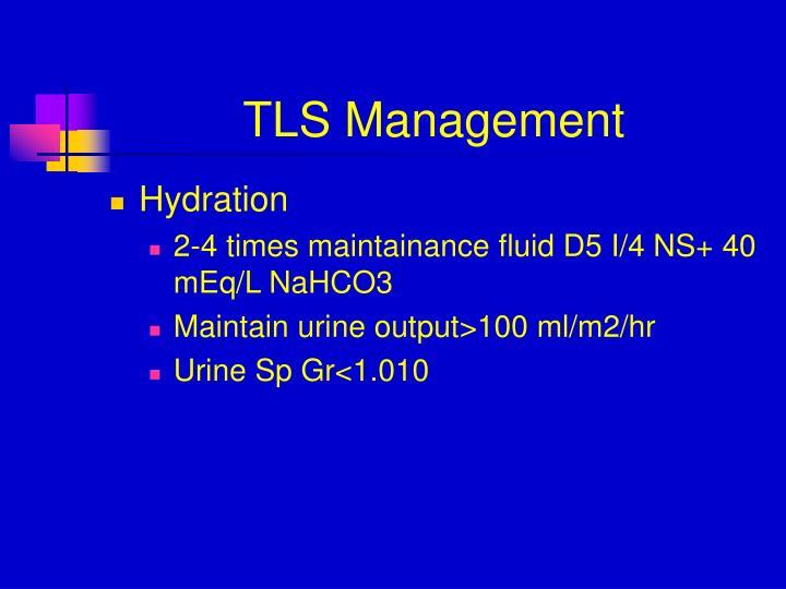 TLS Management