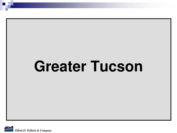Greater Tucson