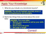 apply your knowledge2
