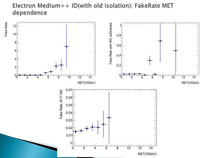 Electron Medium++