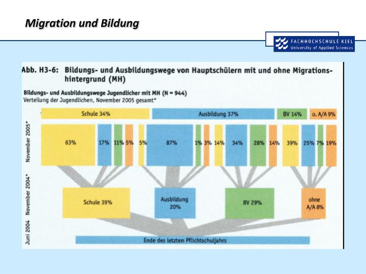 Migration und Bildung