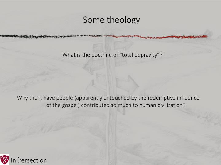 Some theology