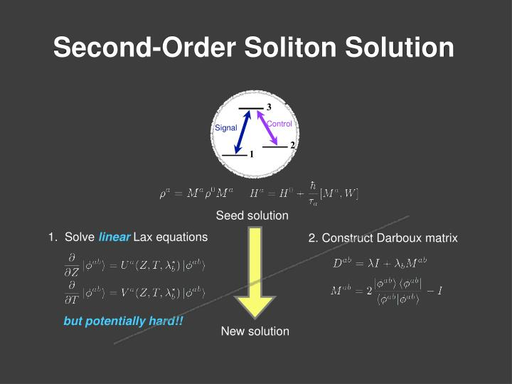 1.  Solve