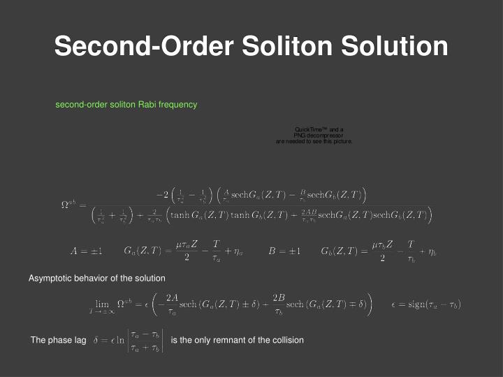 Asymptotic behavior of the solution