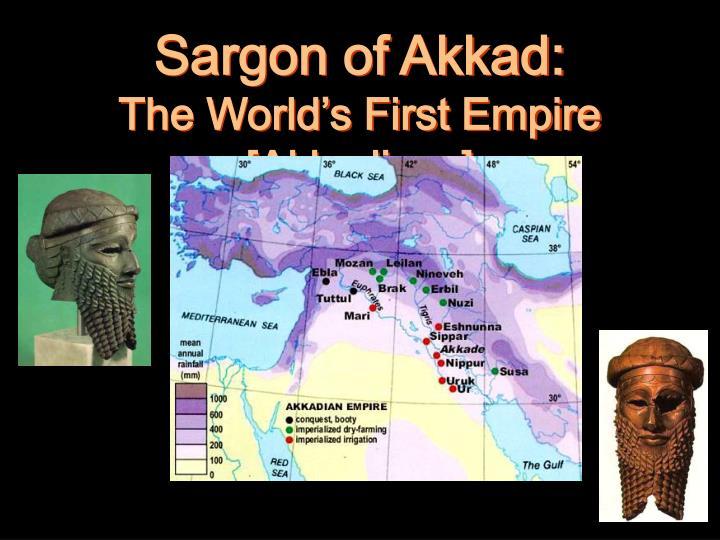 Sargon of Akkad: