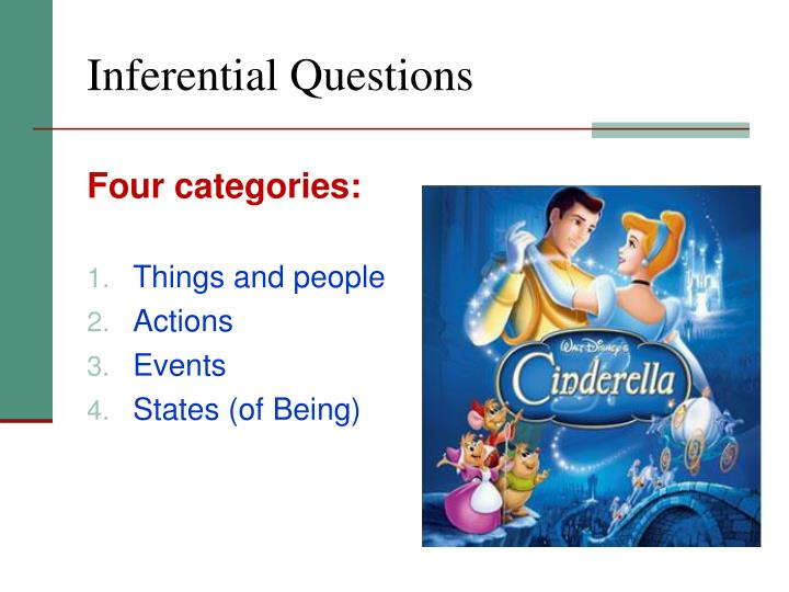Inferential Questions