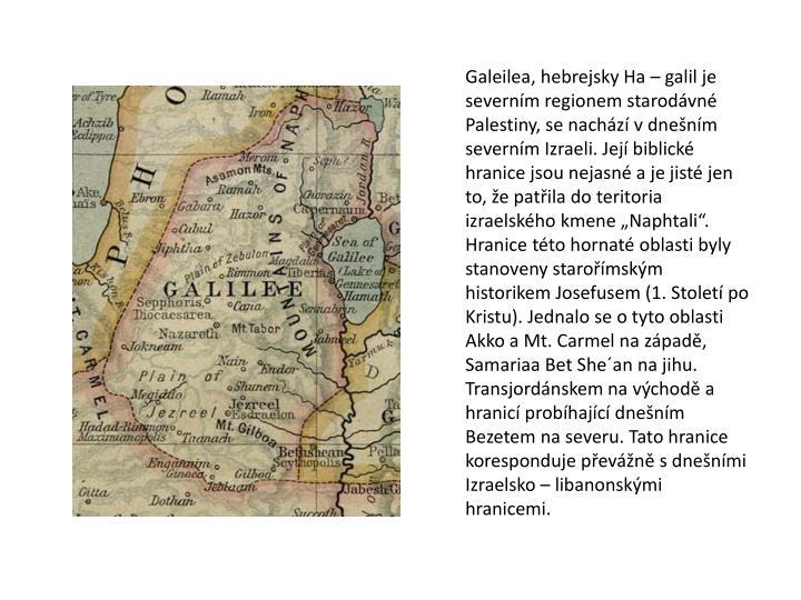 Galeilea