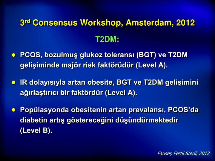 T2DM: