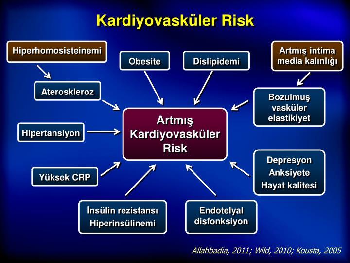 Kardiyovasküler Risk