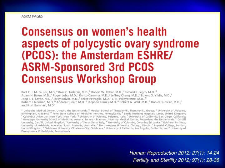 Human Reproduction 2012; 27(1): 14-24