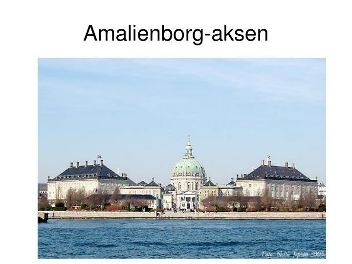 Amalienborg-aksen