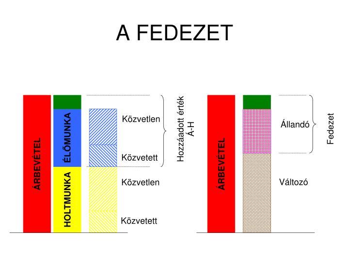 A FEDEZET