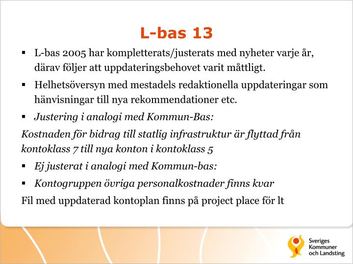 L-bas 13