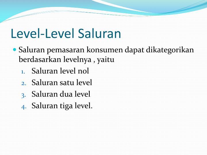 Level-Level