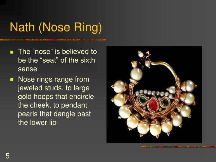 Nath (Nose Ring)