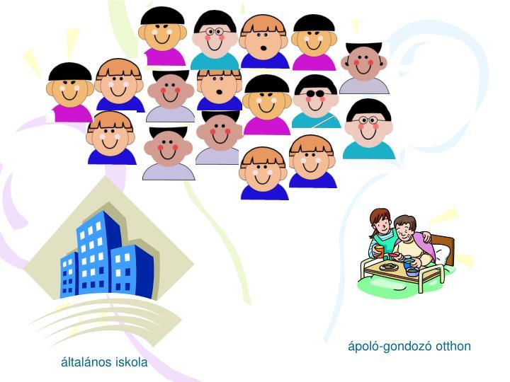 ápoló-gondozó otthon