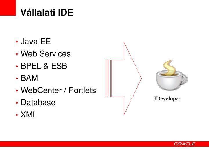 Vállalati IDE