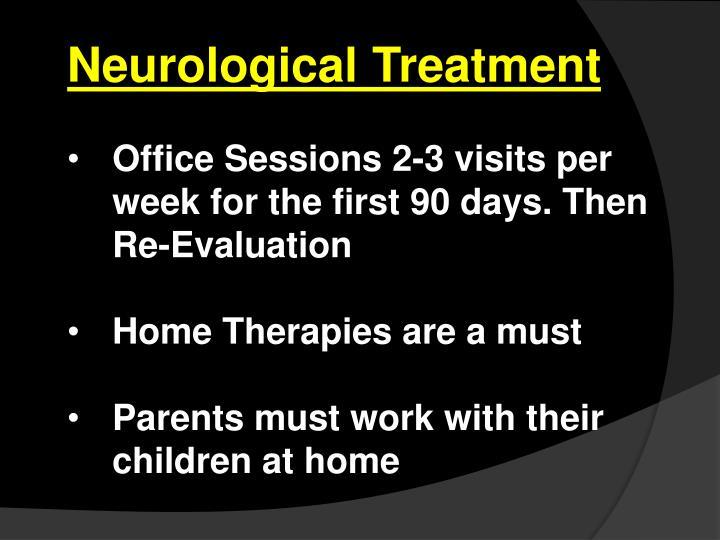 Neurological Treatment