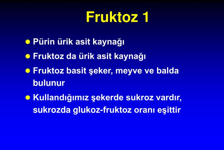 Fruktoz 1