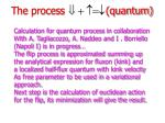 the process quantum