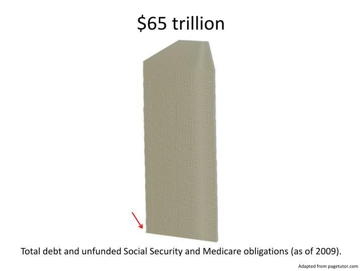 $65 trillion