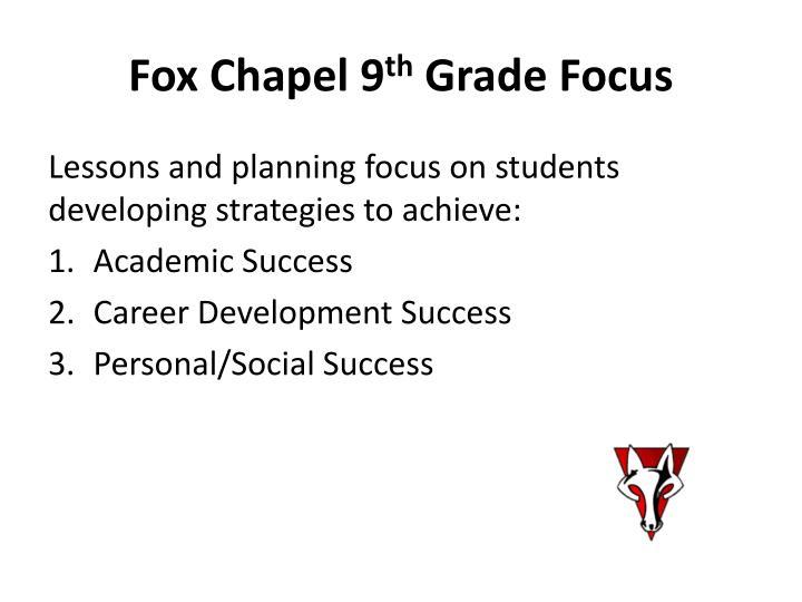 Fox Chapel 9