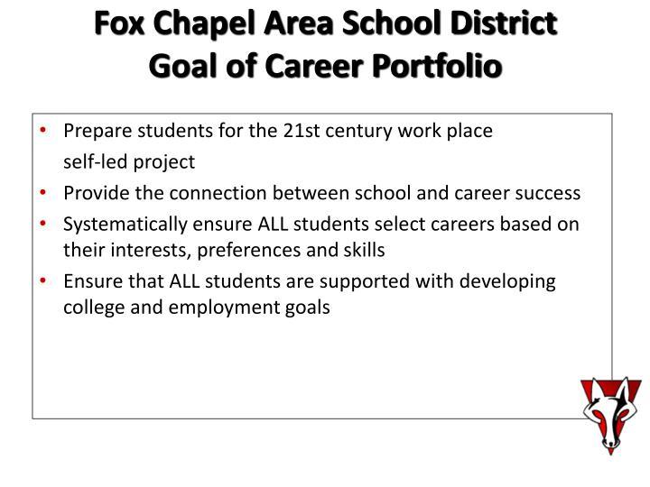 Fox Chapel Area School District